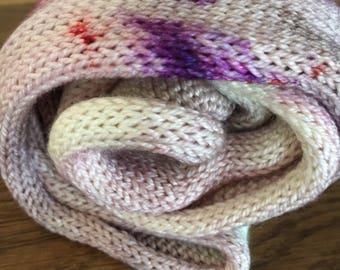 Single knit sock blank colour 002