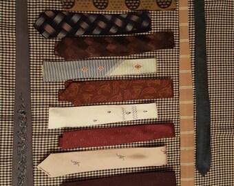 Lot of 15 vintage 1950/1960 ties