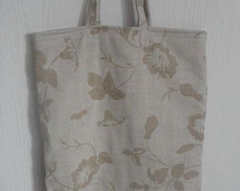 tote bag - shopping - bag - flowers