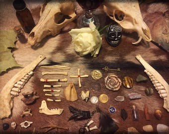 Bone Reading - Bone Divination