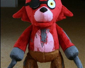Five Nights At Freddy - Old Foxy - Plush