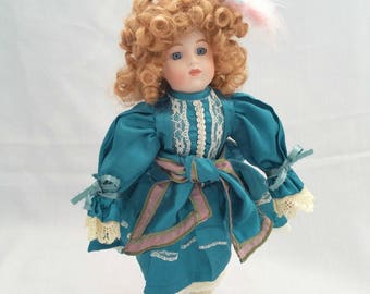 Victorian French Jumeau Repro Doll