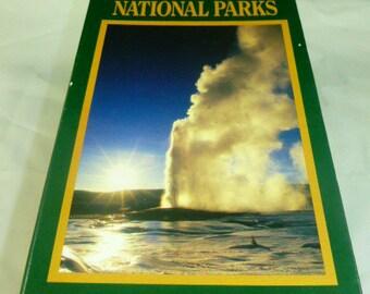 America's Great National Parks VHS Grand Canyon Yellowstone Yosemite