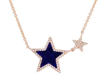 Pendant Gemstone Gold Jewelry, Diamond Pendant, Designer 14K Gold Pendant, Fashion  Pendant Jewelry, diamond Pendant, Women Designer Jewelry