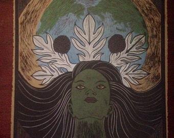 Haumea- Earth mother