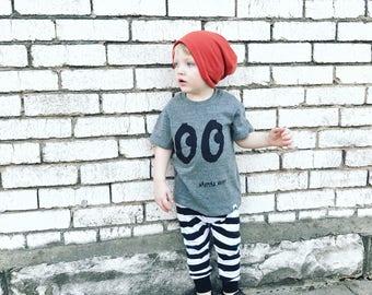 whatcha doin gray tee kids shirt empowerment tee boys and girls shirt hipster kids clothing trendy kids clothes boys graphic tee girls tee