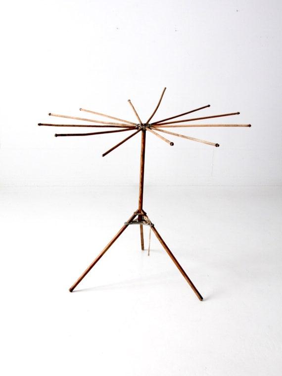 Wäscheständer Holz antike wäscheständer regenschirm stil holz wäscheständer