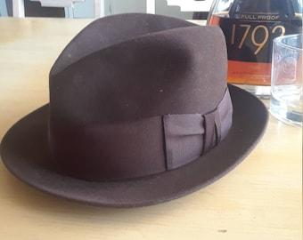 1920s fedora hat