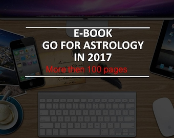 E-book: Go for astrology in 2017