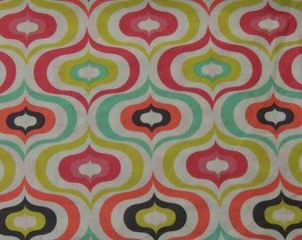 "1/2 YD - 44"" Bright Cotton Fabric"