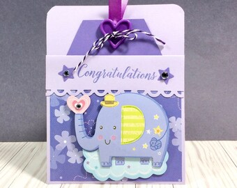 Baby Shower Gift Card Holder, Gift Card Holder for Baby Shower, Baby Gift Card Holder, Baby Shower Gift, Baby Gift, New Baby Gift
