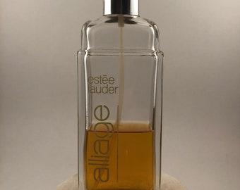 Vintage Estee Lauder Alliage Eau De Alliage Spray 95 gr 92% vol.