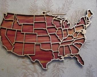 United States Ornament