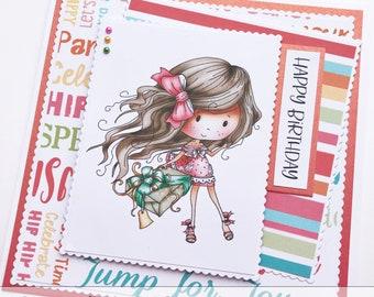Happy Birthday / Handmade Card