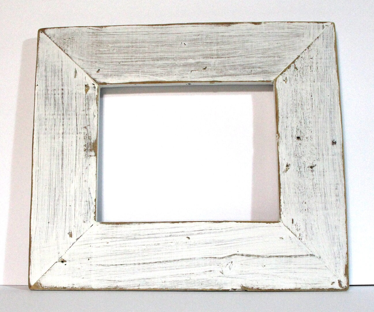 Reclaimed wood picture frames...Cottage Chic Rustic Beach