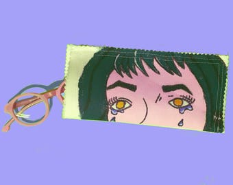 Crybaby Glasses Sleeve / Phone Case