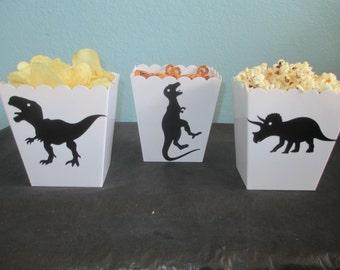 Dinosaur Decorations,Party containers(3)Dinosaur banner,Dinosaur birthday party,Dinosaur theme party,Dinosaur baby shower,Kids Dino Party