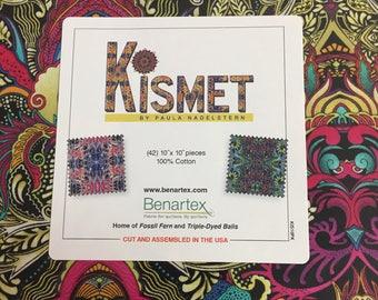 """Kismet 10"""" x 10"""""""