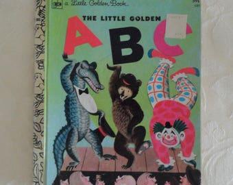 A Little Golden ABC A Little Golden Book 1978