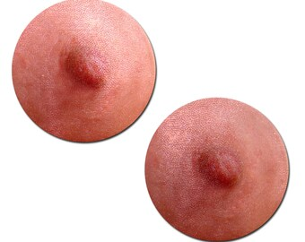 Pasties - Nipple: Photo-Realistic Nipple Pasties by Pastease® o/s