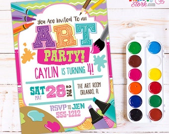 Etsy your place to buy and sell all things handmade for Craft birthday party places