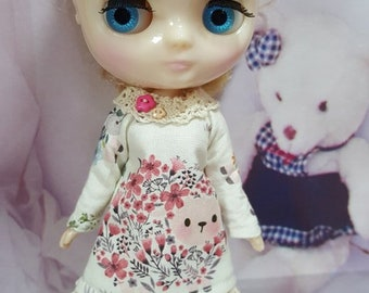 226 # Middie Sweet Sheep A Dress