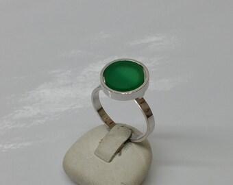 Silver ring 925 designer ring UNID jade rar SR603