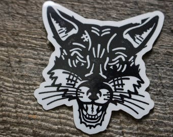 Sticker 2 Pack - Sly Fox
