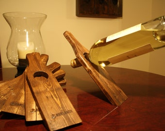 Balanced Wine Bottle Holder