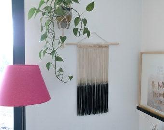 Living room idea/Danymacrame/wall hanger/Makrame/Tapestry/Boho/Interio/home/pink/Gold