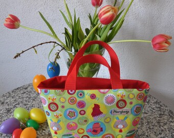 Motley Easter (green+red)