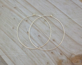 14k Gold Filled Hoop Earrings. 2 Inch Hoop Earrings. 14k Gold Hoop Earrings. Hoop Earrings. Gold Hoop Earrings. 2 Inch Hoops. Hoop