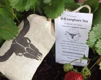 Longhorn Tea Fertilizer