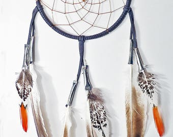 wall hanging dream catcher 5 inch dreamcatcher boho authentinc Native American wall decor