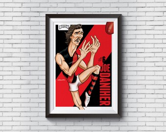 Dons Poster - Daniher