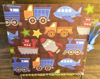 Transportation Accordion Album