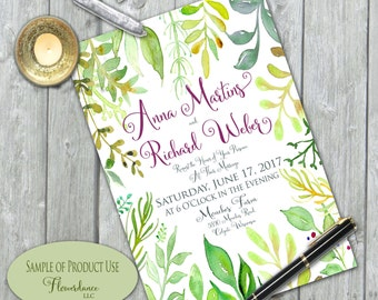 Greenery clipart watercolor green leaf wedding leaves clipart wedding leaf green leaf clipart green leaves clipart wedding leaf clipart