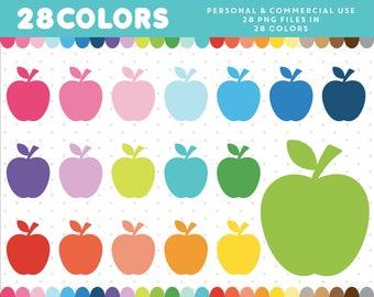 Apple clipart, Fruit clipart, Apples clipart, Apple clip art, Apple icon, Fruit icon, Apples icon, Commercial License, CL-462