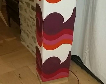 Vintage Barbara Brown sixties lamp
