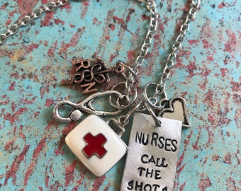 RN Nurse Necklace