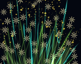 Daises In The Night