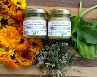 Sweet Healing Balm *organic*