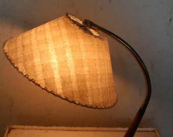 Vintage 50s side or table lamp