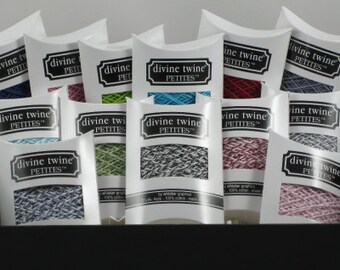 NEW-Bakers Dozen Petites Set (13 packets)(20 yards ea.)