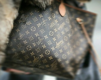 Personalized Neverfull style Tote