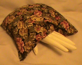 mircowave or Freeze. Made of Buckwheat. Handbag-With Lavender