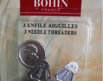Slips on aluminum-Pack of 3 NEEDLES
