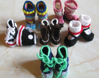 Made to Order Booties