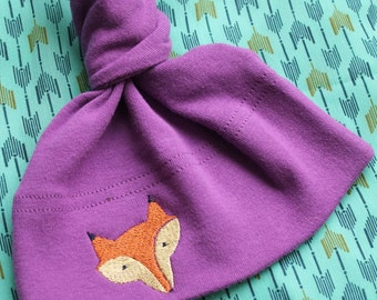 Sly Fox Baby Knot Hat - You pick ONE