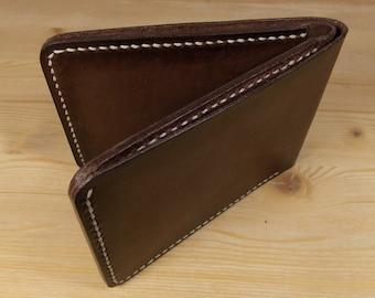 Mini wallet, Bifold leather wallet, Mens wallet, Leather minimalist wallet, Slim leather wallet, Pocket wallet, Leather wallet